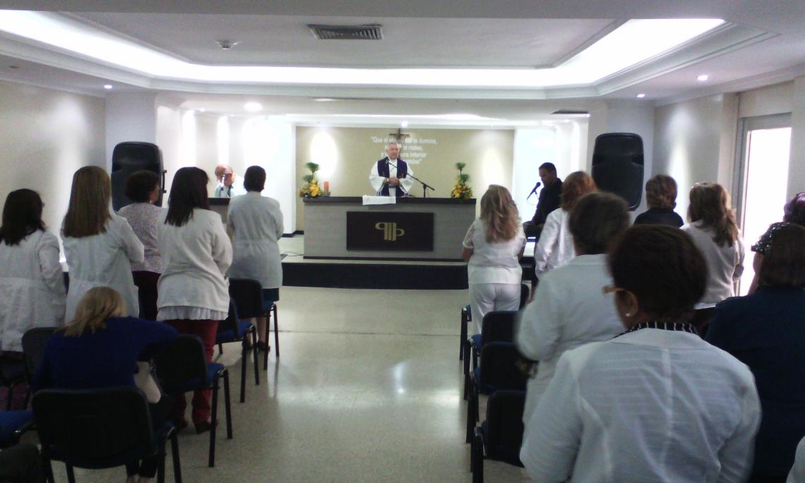 Misa Acción de Gracias